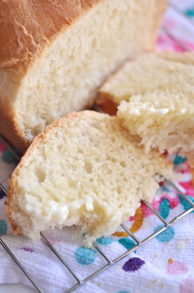 The best homemade Buttermilk Bread you've ever had! Recipe from www.katiegetscreative.com